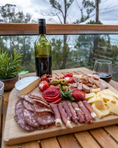 Delicious foods from around Bruny