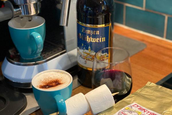 Bruny-Island-Accommodation-Package-Tasmania---Free-Spirit-Pods---Coffee