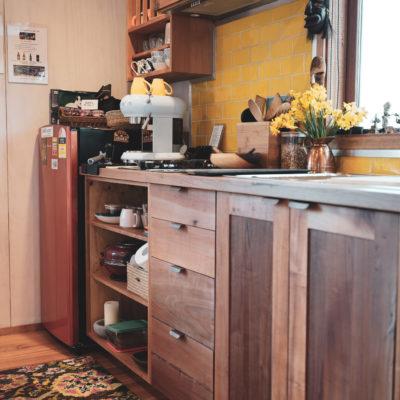 hand built kitchens